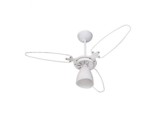 Ventilador Ventisol Teto 3 Pás Wind Light Br/Acr