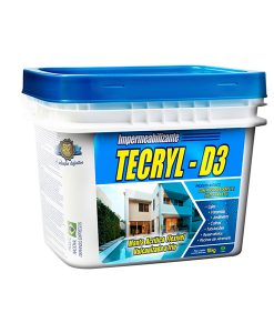 Tecryl D3 Impermeabilizante Balde 18kg
