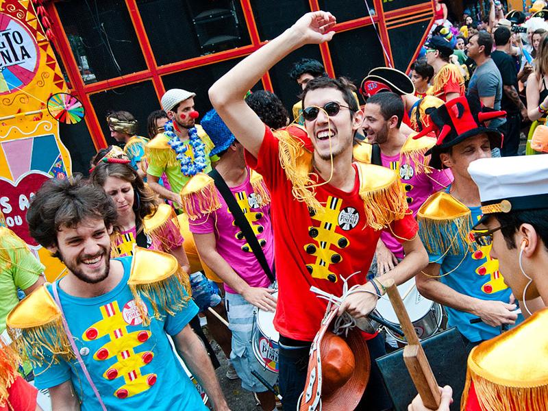 Carnaval 2018 - Confira a programação dos blocos