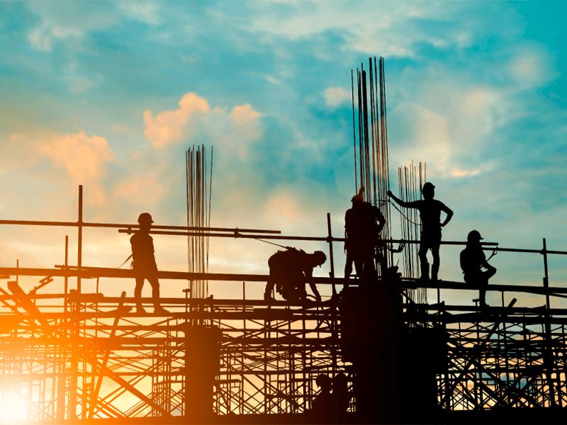 Indústria de material de construção cresce no primeiro trimestre