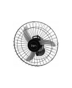 Ventilador Parede Preto 50cm Tron