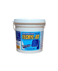Tecryl D3 Impermeabilizante Galão 4kg