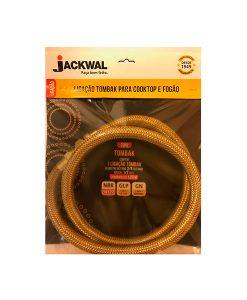 Rabicho Ligação P/Gás Cobre Encartelado Jackwal