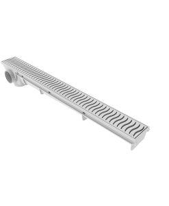 Ralo Linear 50CM - Grelha