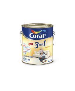 Tinta Coral 3 em 1 3.6L