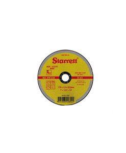 Disco Corte Aço/Inox DAC 180 Starrett
