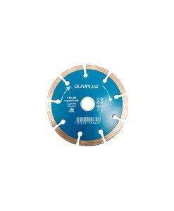 Disco Diamantado Segmentado Olimplus BOMCORTE R.8326